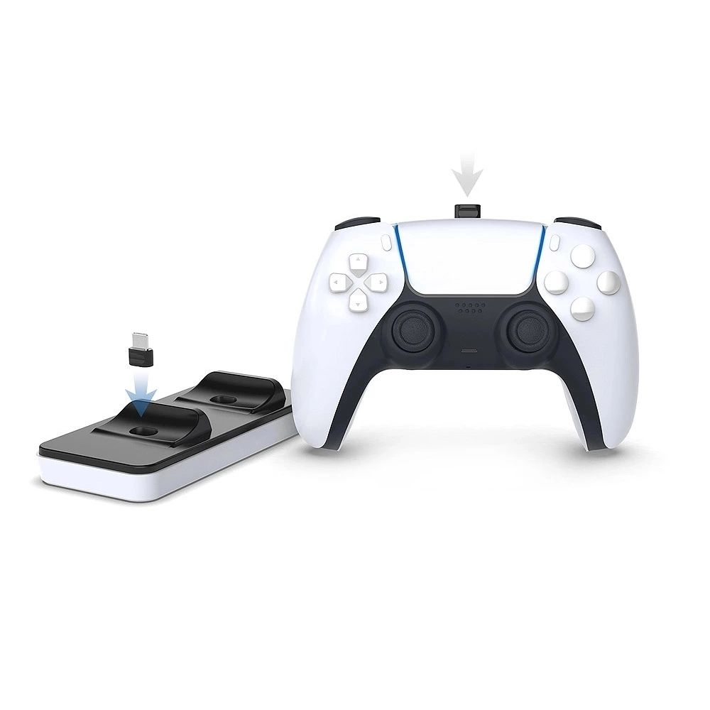 Draagbare Kleine Charger Stand Charging Dock Game Usb Kabel Accessoires Voor Play Station 5 PS5 Controller Gamepad Joystick