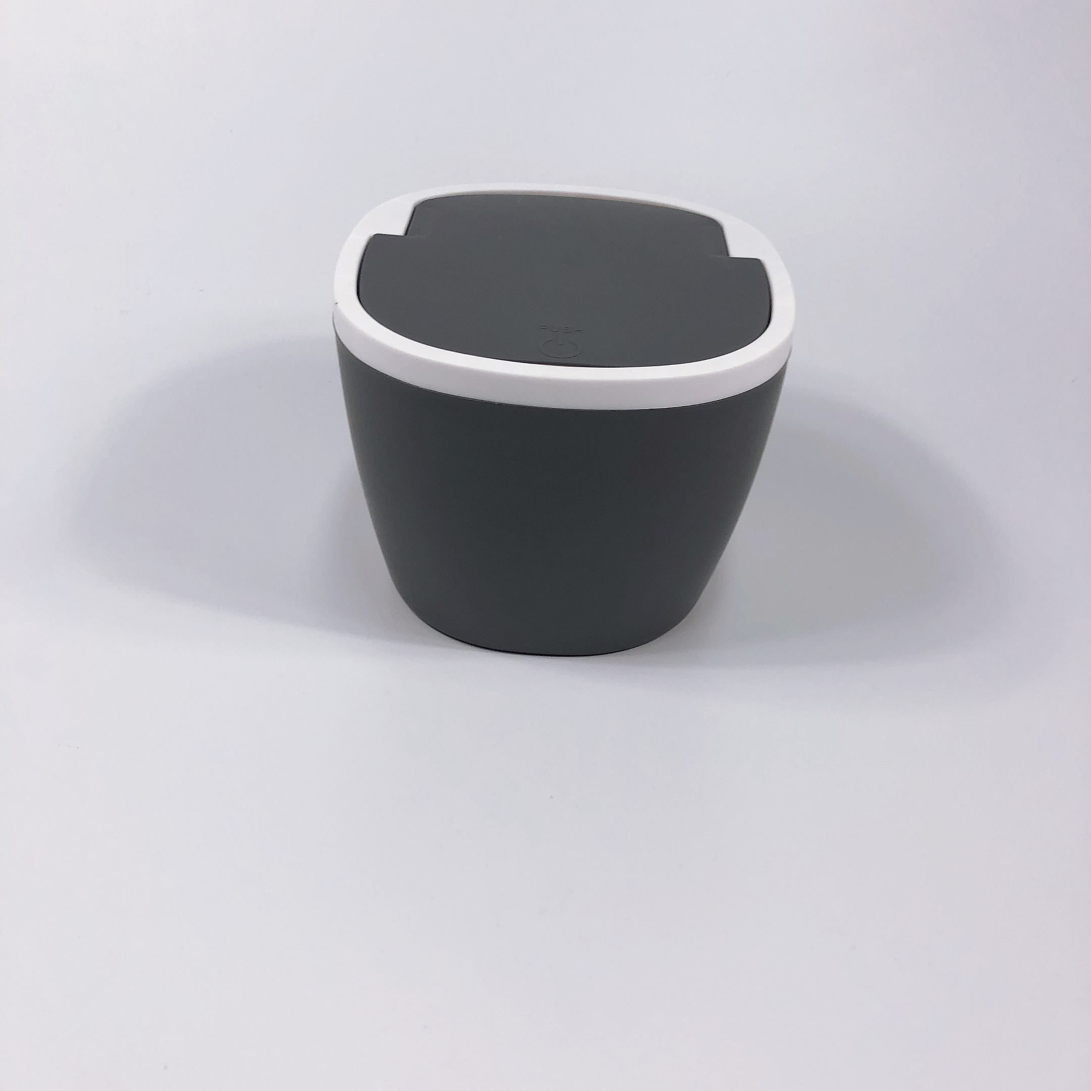 Plastic Waste Paper Basket Trash Can Waste Container Garbage Can Dustbin