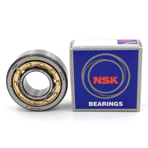NSK high precision durable cylindrical roller bearings NU1012