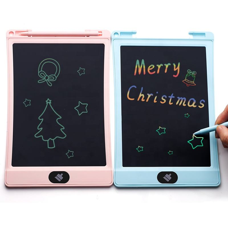 LCD Writing Tablet 10 inch Digital Drawing Electronic Handwriting Pad Message Graphics Board Kids 8.5inch Writing Board