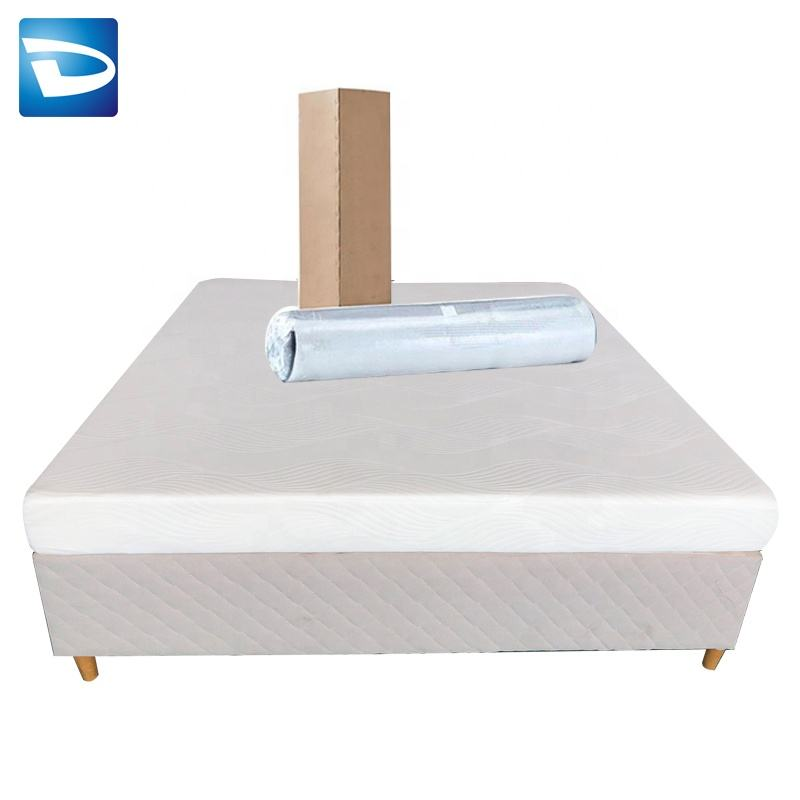 Professional Rollable Memory Foam Mattress With CE Certificate