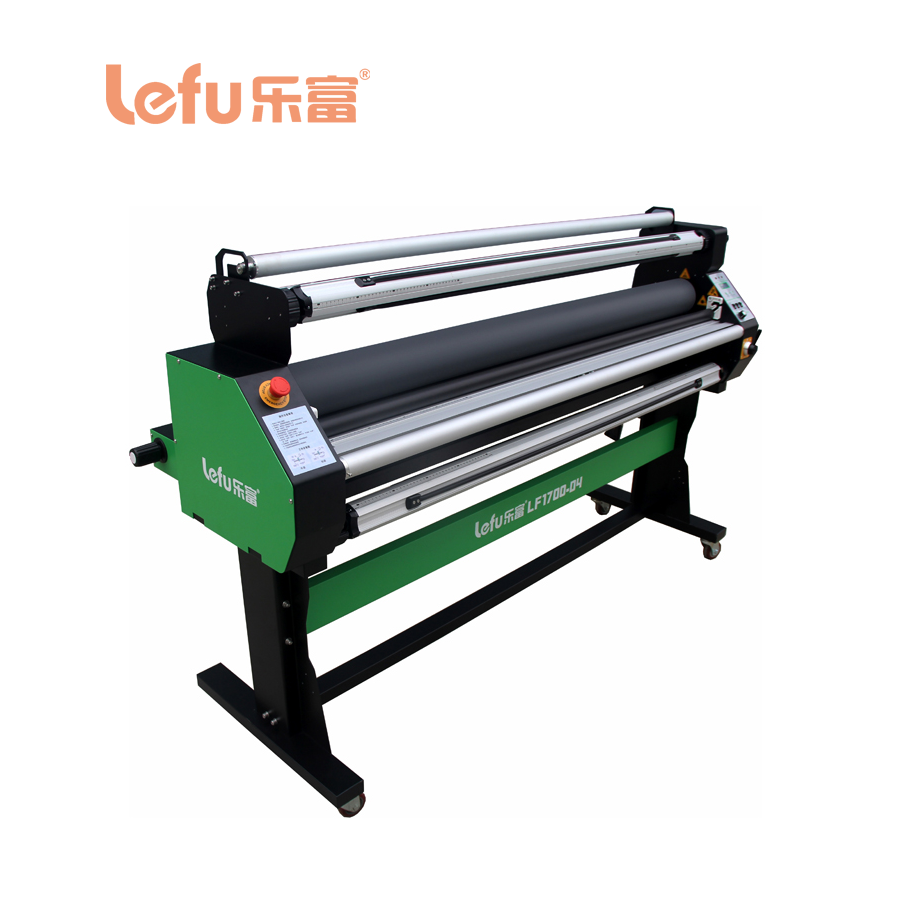 Price cheap 60 inch 60cm large format manual roll cold laminator