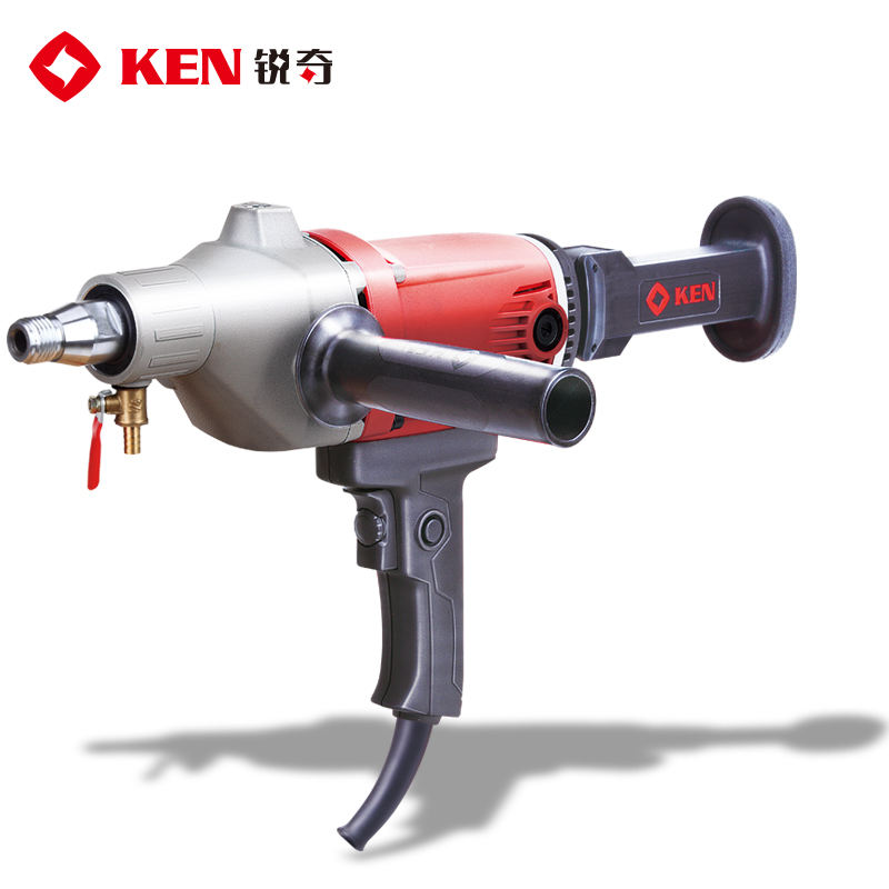 KEN 110MM 1400W multi-purpose variable speed electric diamond core drill