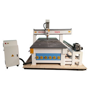 NC Studio Control System 1325 machine for making wooden balusters wood cnc router prices