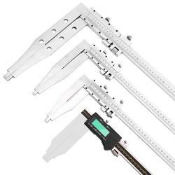 ELECTRONIC type of china long claws digital vernier caliper 500mm stainless steel 600mm 0-1000mm with 125