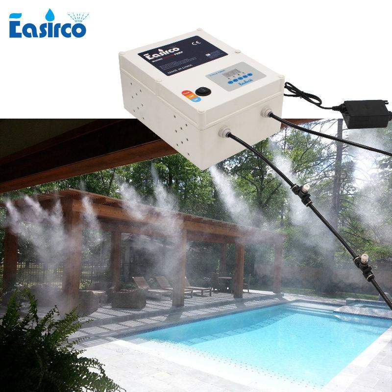 FOG MIST SYSTEM CHINA SUPPLIER AIR CONDITIONER WORKING PRESSURE 2-30 BAR WATER