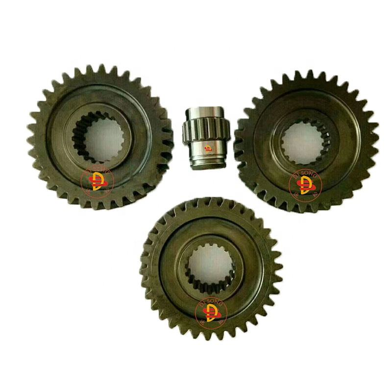 3055594 For ZX200-5 ZX220-5 Hydraulic Pump Shaft Gear