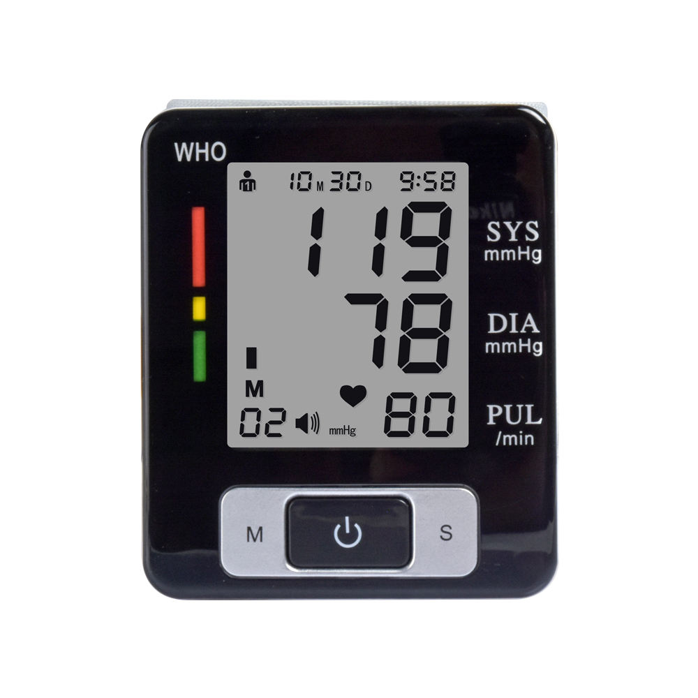 hot selling ambulatory digital life brand standing blood pressure monitor tensiometer