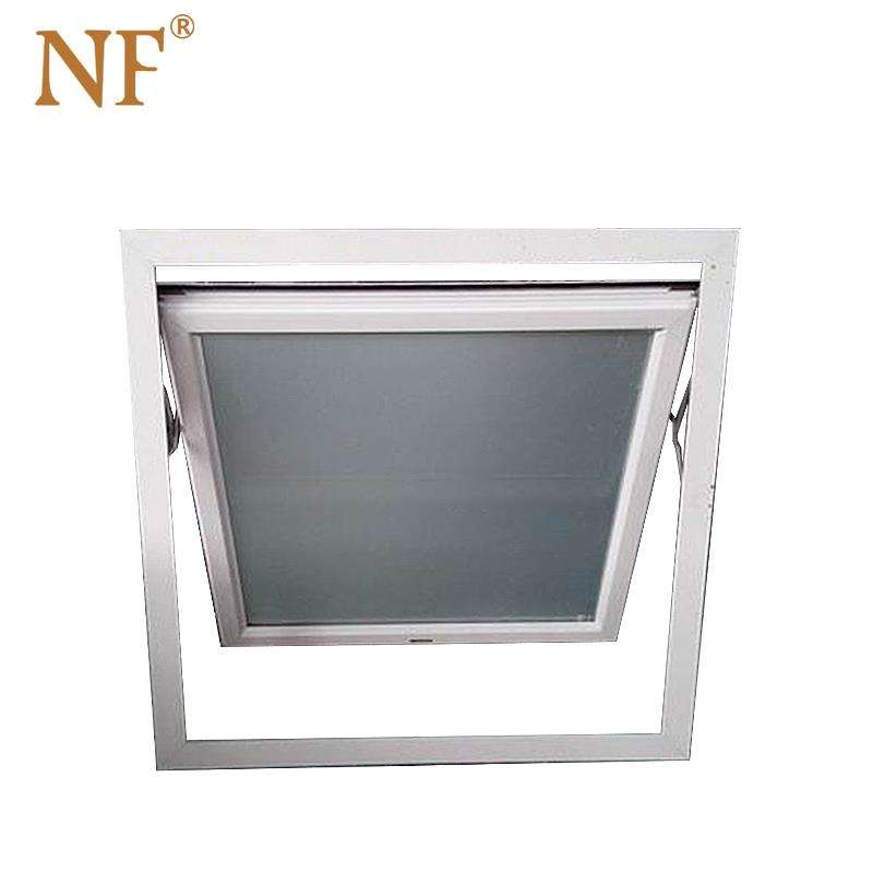 Australia standard AS2047 Germany chain winder awning window vertical opening double glazed window