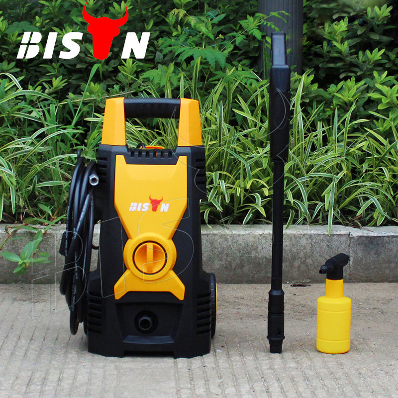BISON(CHINA) Household Washing Machine Hydro jet Pump Electric Motor Car Clean Portable Power Car Cleaner