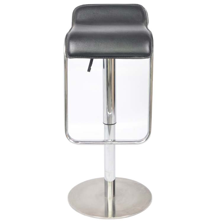 Adjustable Metal Stainless Steel 360 Degree Swival Chair Stable Base Bar Stools Chairs