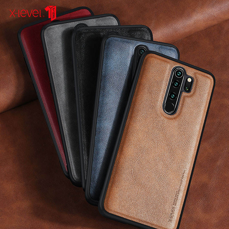 X-Niveau Hot Selling Leather Case Voor Xiaomi <span class=keywords><strong>Redmi</strong></span> <span class=keywords><strong>Note</strong></span> <span class=keywords><strong>8</strong></span> <span class=keywords><strong>Pro</strong></span> Soft Tpu Edge Back Mobiele Telefoon Cover voor Xiaomi <span class=keywords><strong>Note</strong></span> <span class=keywords><strong>8</strong></span>