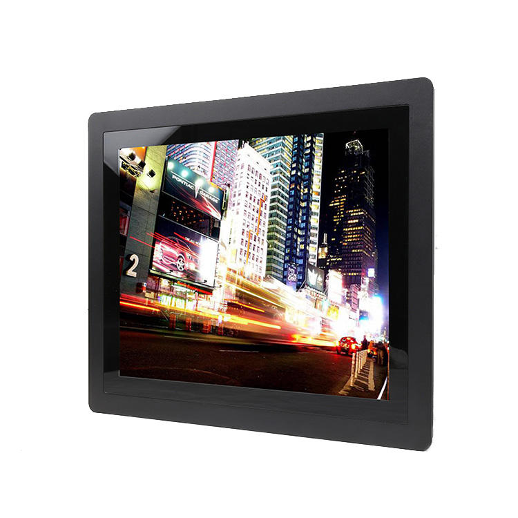 "15"" Outdoor Waterproof Lcd Touch Screen Monitor 15 inch ip65 touchscreen monitor"