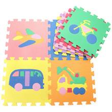 High quality soft and anti-slipping  Infant/Baby crawling eva foam mat children's puzzle eva foam mat