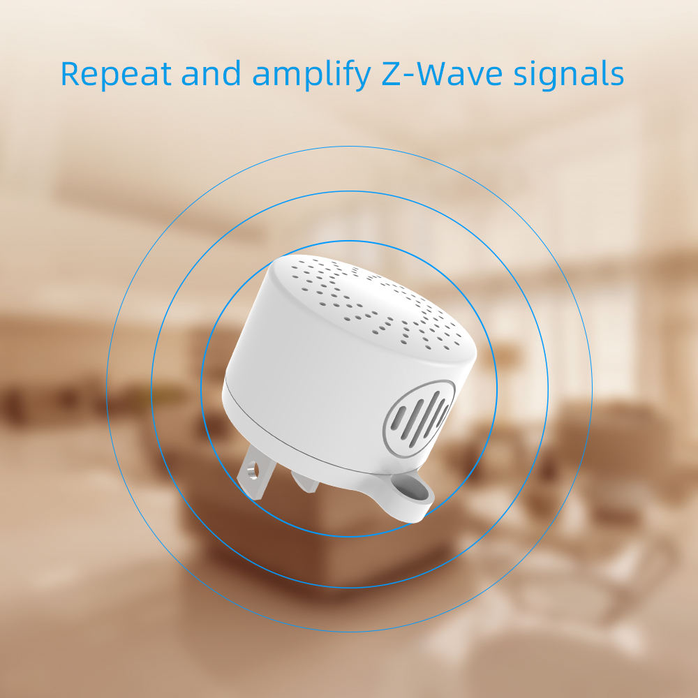 Packaging Customization Neo Best Mini High Speed Long Range 700 Series Dual Band Wireless Repeater For Z Wave Sensors Extend Signal