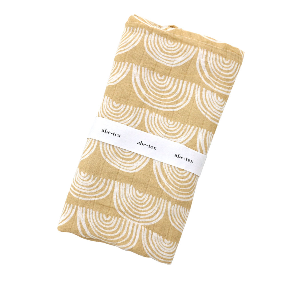 Wholesale High Quality Bamboo Swaddle 100% Cotton Muslin Blankets