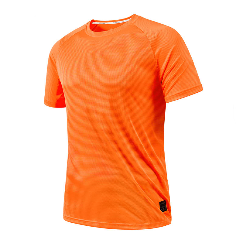 moisture wicking quickly dry t shirts 100%polyester sport t shirts