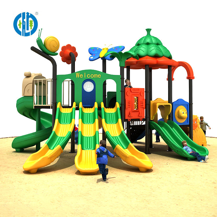 Preschool custom outdoor play ground for children trendy kids outdoor playground