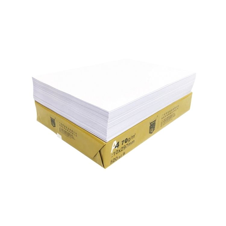 High quality 70gsm 75gsm 80gsm 100% wood pulp a4 copier paper at the best rate