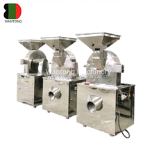 WF moringa powder grinding machine/dry food crushing machine/spice flour mill machinery prices