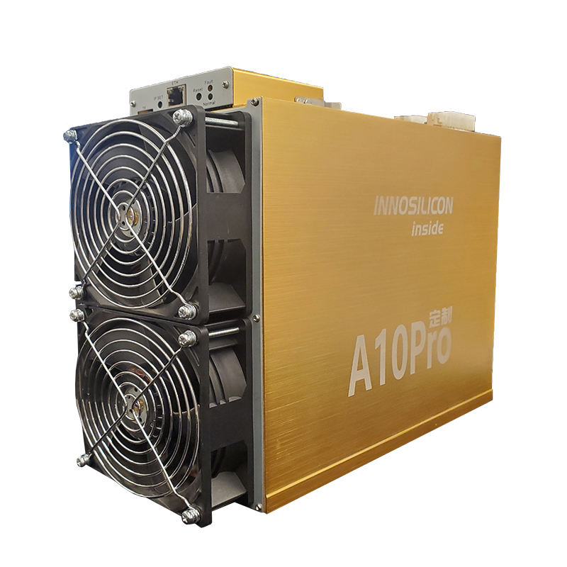 Brand new a10 pro high profit Miner most profitable Innosilicon a10 pro 6G 720mh/s ETH Mining machine