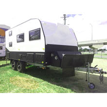 2019 16ft Brand New Aluminium Touring On Road Caravan for Sale