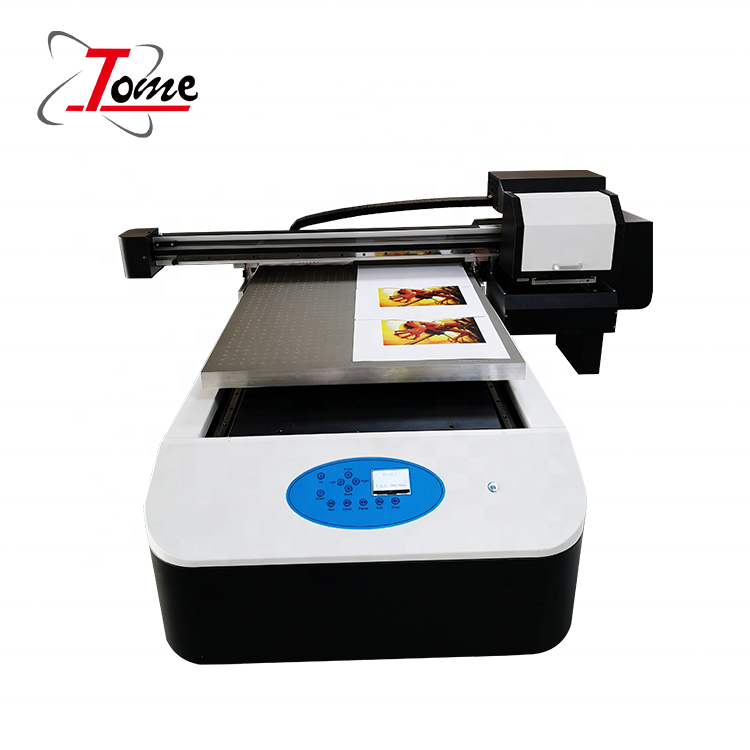 A1 A2 A3 Digital Printer UV Flatbed Printer small size format
