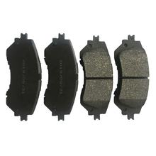 Disc Brake Pad Set Front For TOYOTA Yaris VIOS NSP130 1.3 Front break pad 2011 04465-0D150