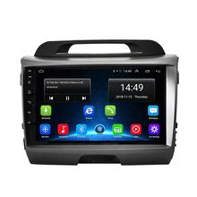 9 Inch 2 Din Car Android Dvd Multimedia Auto Stereo Audio Player Radio Car Video For Kia Sportage 2012