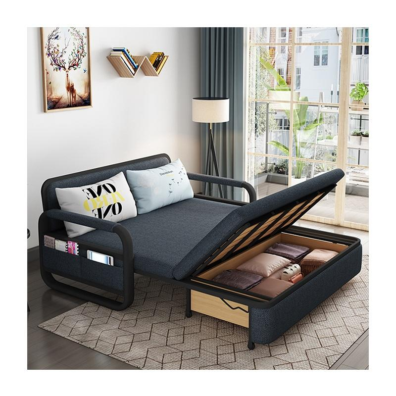 China manufacturer high quality modern living room folding modern bed cum sofa