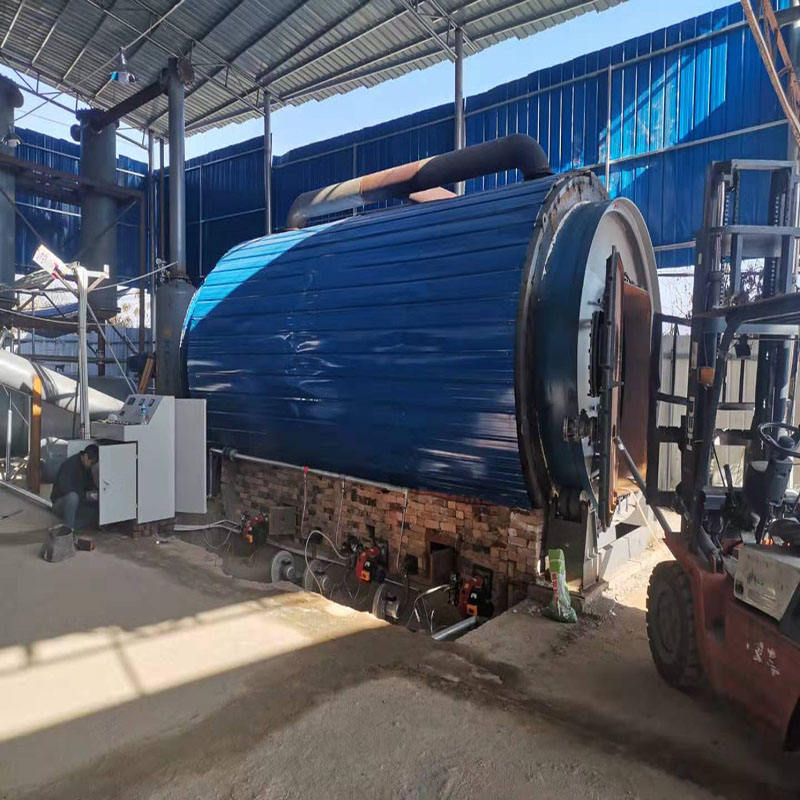 Kebos hot sale used tire retreading equipment pyrolysis plant for sale