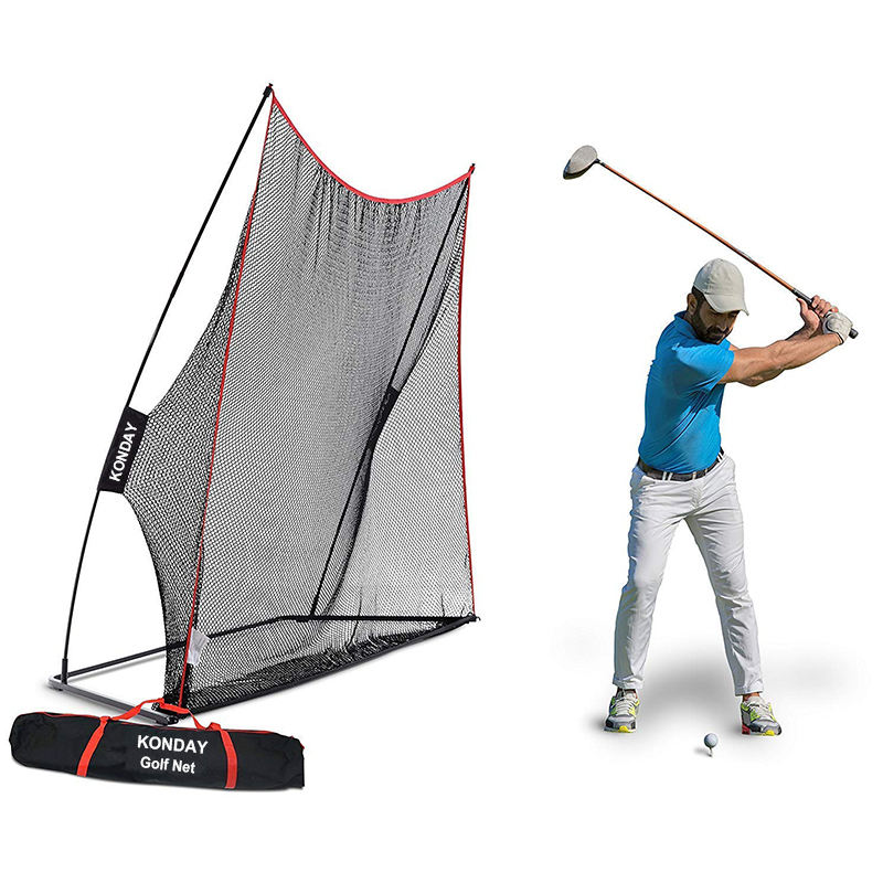 Golfing at Home Swing Training Aids golf practice chipping net