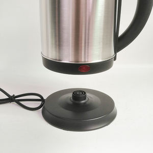 Spout Stainless Steel Silvery Double Sensor 1.8l 304ss High Quality Instant Heat Kettle