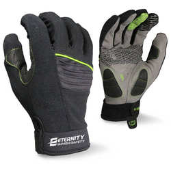 Winter warm sports racing gloves