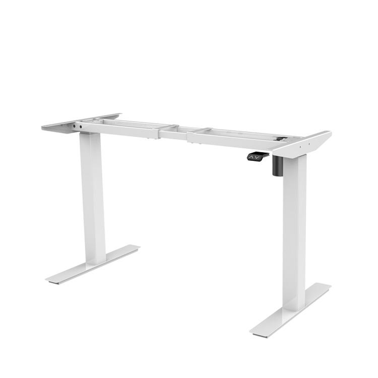 Professional Factory Motorized Steel Table Leg Adjustable Electric Desk Frame Automatic Height Adjustment