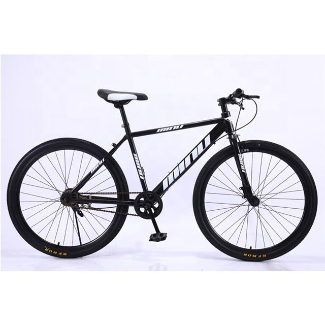 bicycmountain bike 26-inch steel 21-speed Bicycles dual disc brakes Road bikes racing Double disc Brakes folding mtb
