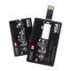 Wholesale Promotional Slim Business Credit Card Type Usb Flash Drive