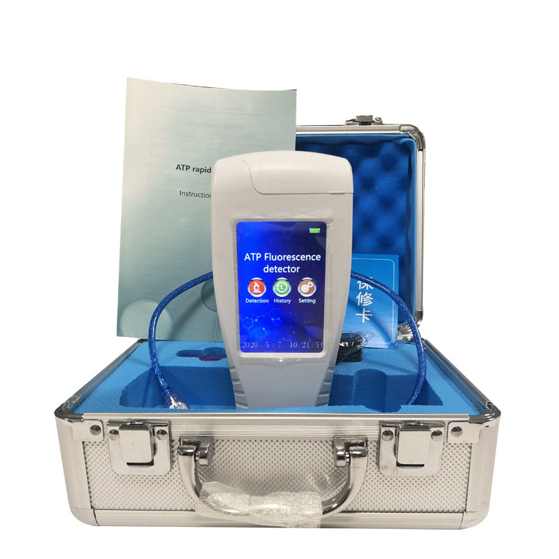 Factory Price Testing Equipment Portable ATP Hygiene Monitoring System, Portable ATP bacteria meter