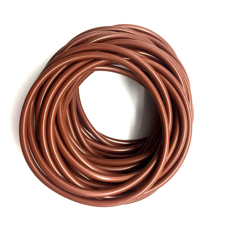 Standard/Nonstandard Vitons FPM FKM Brown 70a O Ring For Sealing