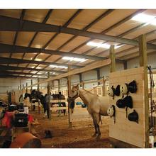 Prefab Indoor Riding Arenas And Steel Horse Barns