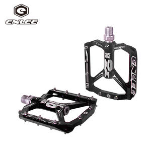 ENLEE high quality bicycle parts aluminum alloy ultra light bicycle pedal