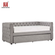 DingZhi China Antique Indoor Sofa Bed Cushion Furniture Daybed With Trundle