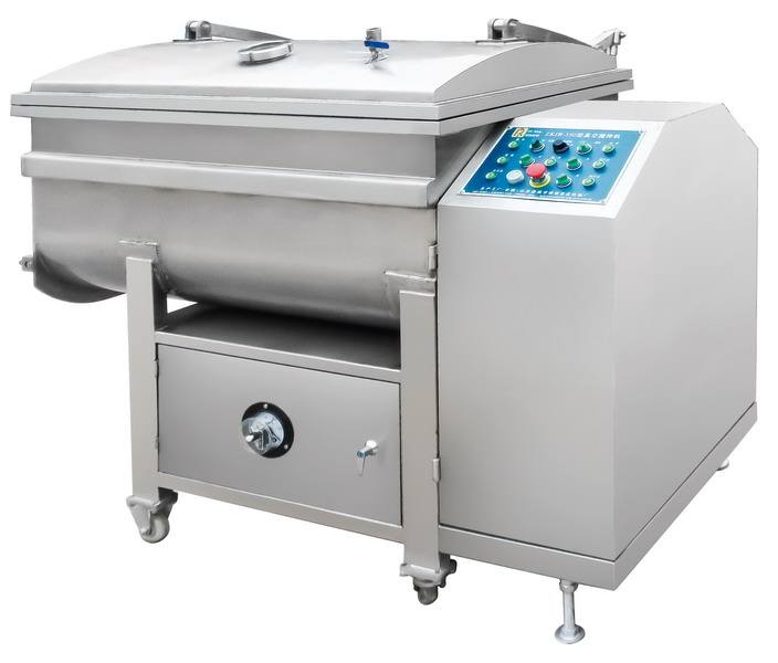 automatic meat production mixer mixing machine