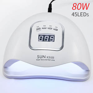 2019 Hot Selling Beauty Nail Salon Goedkope Nieuwe Licht Lamp 50 W/48 W/120 W/100 W Uv Led Curing Nagellak Droger En Gel