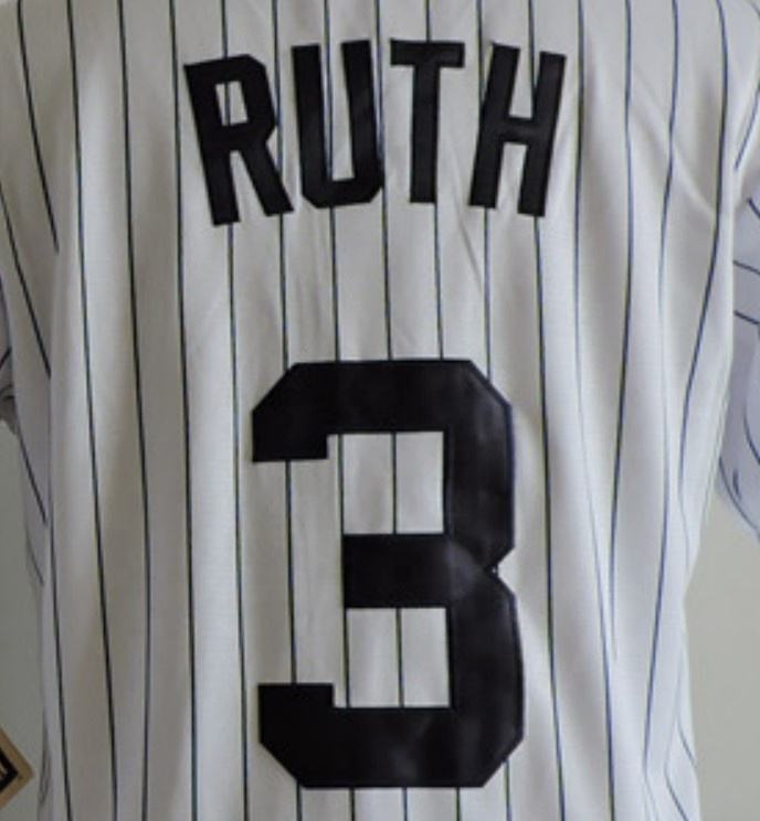 Customized Babe Ruth Best Quality Stitched Jersey