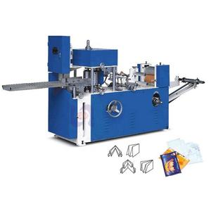 Kleine Business Tissues Toilet Roll Paper Making Machine Maandverband Vouwen Machine Prijs