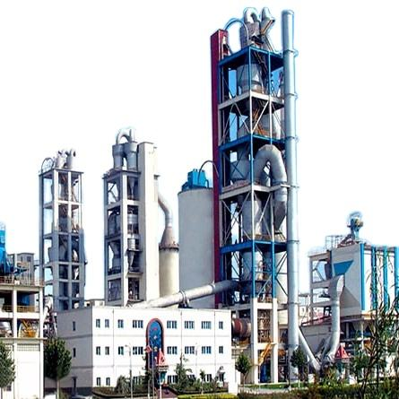 China cement making plant machinery / cement manufacturing equipment / cement production line