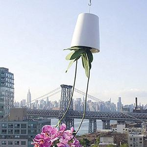 Hanging sky flower pots Planters upside down pot flower pot