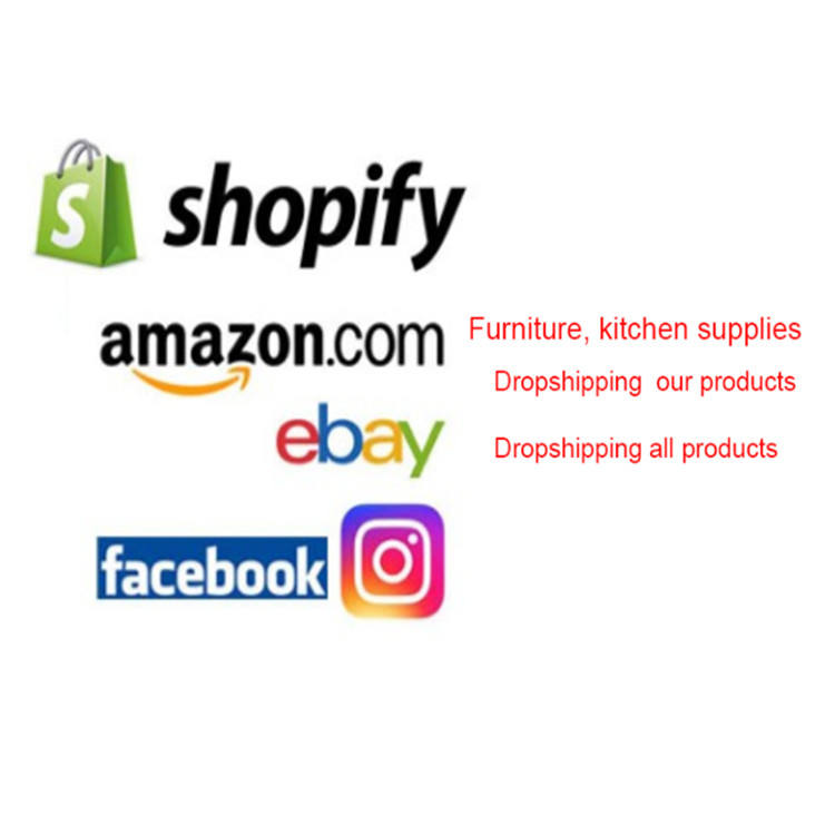 China Drop Shipping Instagram Aliexpress Facebook shopify agent Partner Dropshipping for All Products