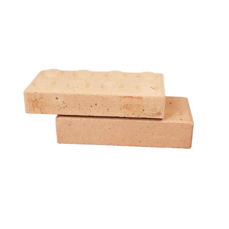 New Design Resistant To Pressure Light Weight Bricks Heat Resistant Fire Clay Brick